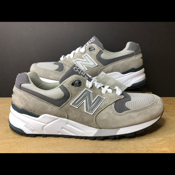 more photos e59b6 30f28 New Balance 999 Grey Pewter Running Shoes M999CGL NWT